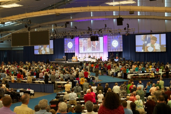 General Assembly of the Presbyterian Church (USA) in 2012, when a resolution to divest from companies doing business with Israel failed by 2 votes