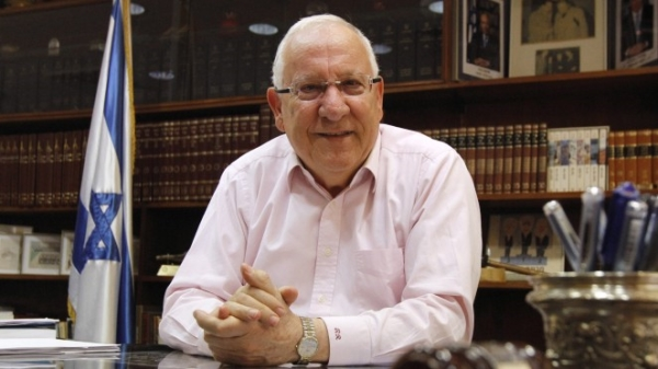 Reuven Rivlin, newly elected President of the State of Israel