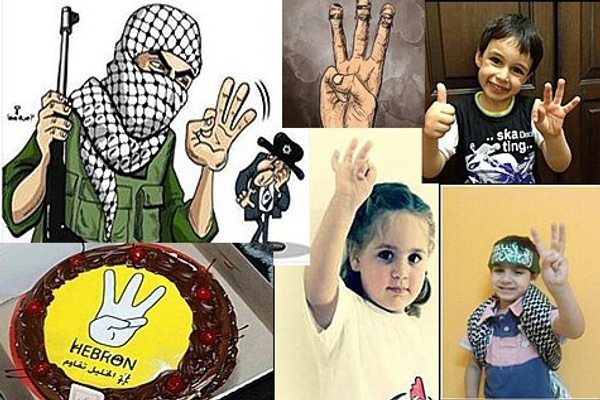 Palestinian society shows us what is truly in its heart