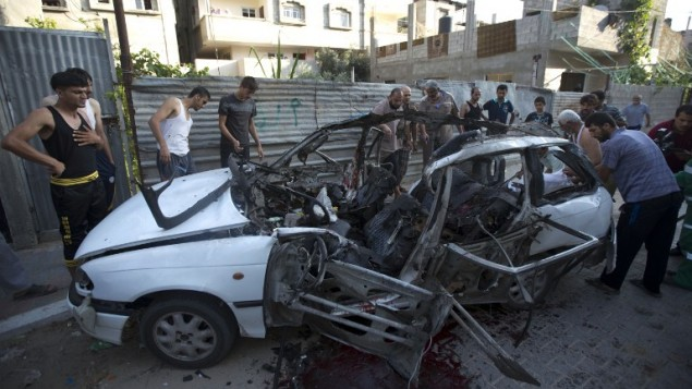 Three members of Palestinian Islamic Jihad rocket squad surgically eliminated by IDF