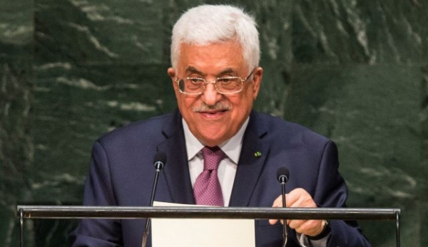Mahmoud Abbas vilifies Israel at the UN, Sept. 26, 2014