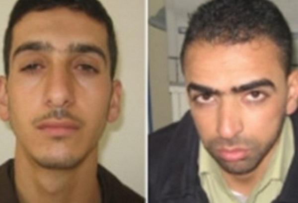 The murderers of Gil-ad Shaer, Naftali Frenkel and Eyal Yifrah.