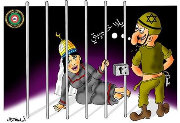 Raping al-Aqsa
