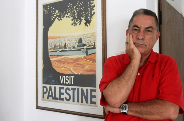 Ha'aretz writer Gideon Levy.