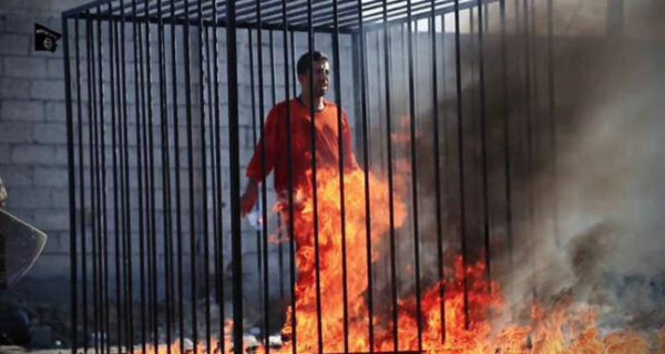 Da'esh executes Mu'az al-Kasasbeh, Jordanian pilot captured in December